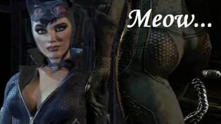 Catwoman is Dead Sexy in Batman: Arkham City