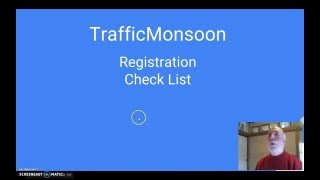 TrafficMonsoon - How to Register in TrafficMonsoon - English