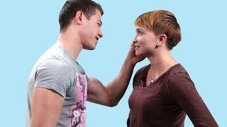 Lesbians Try Kissing Men - H3H3