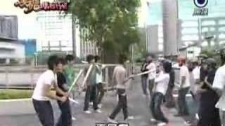 [黑糖瑪奇朵][CUP.11]七棒 VS 飆車族
