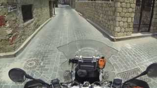 Arriving Ninova Pension in Kaleici Old Town Antalya