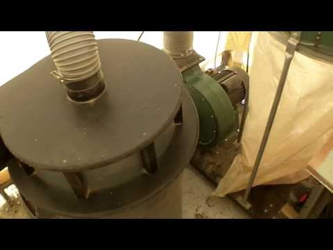 Update Thien Top Hat Dust Separator Build