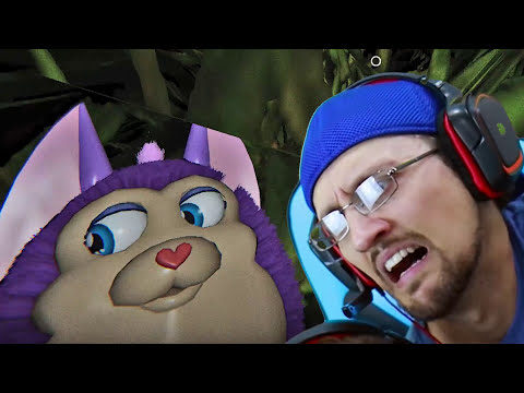 WORST MOM EVER SCARY TATTLETAIL CHRISTMAS in JULY w BAD FURBY PRESENT 4 SPOILED KID FGTEEV 1