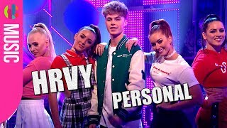 HRVY | Personal LIVE