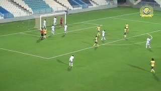 أهداف النصر الثلاثة في المباراة الودية أمام نادي بني ياس الإماراتي في ابو ظبي