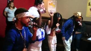 BLVDDreams - Turnt Up To Loud (Live Performance)