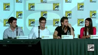 The Vampire Diaries Comic Con 2012 Panel