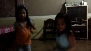 Pova and Kyla Dance
