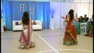 Hema's Wedding dance 2012