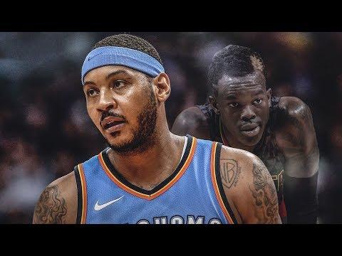 Xxx Mp4 Carmelo Anthony Traded To Hawks 2018 NBA Free Agency 3gp Sex