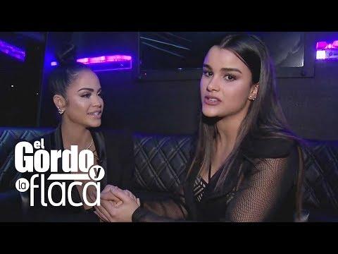 Xxx Mp4 Clarissa Molina Y Natti Natasha Comparten Las Mismas Razones Para No Tener Novio GYF 3gp Sex
