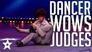 This Guy Has Insane Dance Moves! | Holland