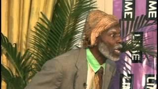 'Mas Gussie' Skit at Expo Jamaica 2012 Press Launch