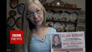 Meet the real-life Three Billboards mother - BBC News
