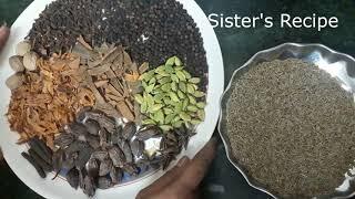How to make Garam masala by preeti