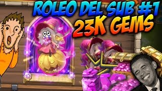 Castillo Furioso| El Roleo Del Sub #1| 23k GEMS| Serie de Videos