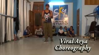 Sukhi . Avi J . Ikka   Sheesha Down   Viral Arya Choreography   Sky Studio