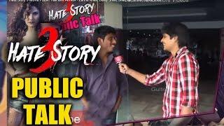 Hate Story 3 Movie Public Talk and Review - Zarine Khan, Daisy Shah, Sharman Joshi - Gulte.com