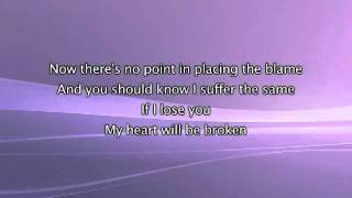 YouTube - Madonna - Frozen, Lyrics In Video.flv