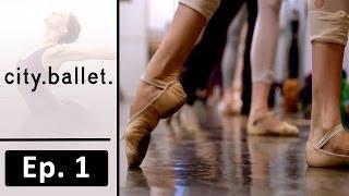 Intro & Ranks   Ep. 1   city.ballet