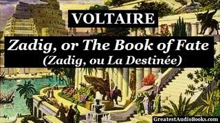 ZADIG or THE BOOK OF FATE by Voltaire- FULL AudioBook | Greatest Audio Books