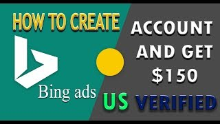 How to Create US verify Bing ads Account from Bangladesh | Bing ads 100% US verify account✔