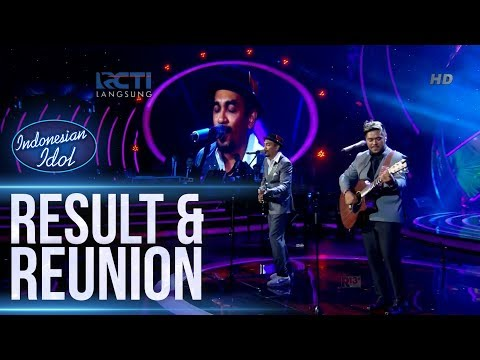 ABDUL ft. GLENN FREDLY - MEDLEY SONG - RESULT & REUNION - Indonesian Idol 2018 mp3