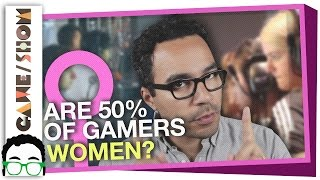 Are 50% of Gamers Women? | Game/Show | PBS Digital Studios