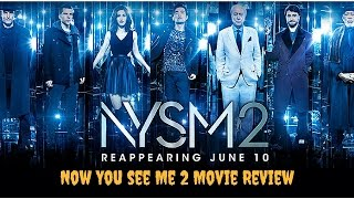 Now You See Me 2 movie review| A Subpar Act|