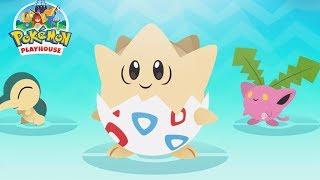 Pokémon Playhouse - Fun Discover New Pokemon - Pokémon Pet Doctor Care, Story time - Game For Kids