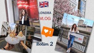 VLOG | Londra Bölüm 2 | Kafama kahve attilar,Evime dönmek istiyorum!