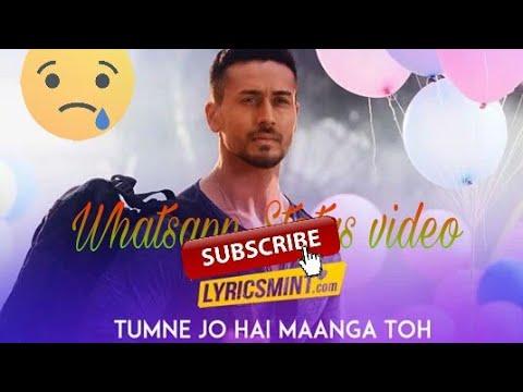 Xxx Mp4 Lo Safar Shuru Ho Gaya Whatsapp Status Baaghi2 Movie Song Whtsapp Status Video Sad Status Video 3gp Sex