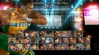 Tekken 5 | Eddy Gordo