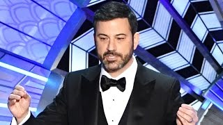 Jimmy Kimmel Leads Standing Ovation for