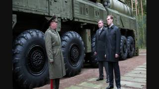 Russia's Strategic Missile Forces-Topol-M