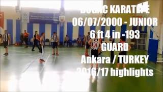 BOGAC KARATEPE 2016 Highlights