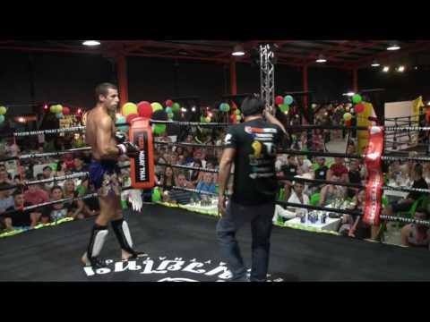 BBQ Beatdown 98 Franciso Portugal vs Emeka USA