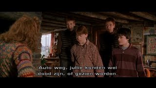 Harry Potter and the Chamber of Secrets - The Burrow