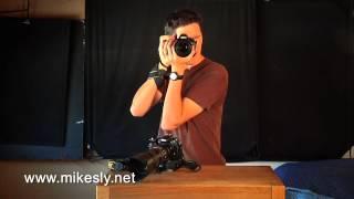 الطريقة الصحيحة لحمل الكاميرا