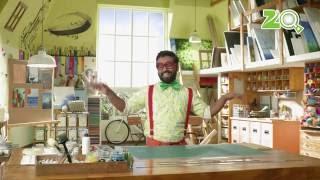 The Art Room - DIY Pop-up Man, Dumper Truck, Cork Robot | DIY Crafts for Kids