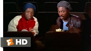 Hollywood Shuffle (3/12) Movie CLIP - Sneakin' In The Movies (1987) HD