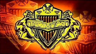 """Line In The Sand"" [Lyrics] WWE Evolution"