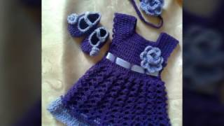 New sweater design in Hindi - knitting pattern || woolen frock for baby girl ||
