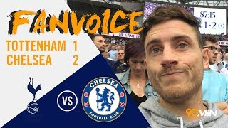 Alonso goals powers Chelsea past Tottenham! | Tottenham 1-2 Chelsea | 90min FanVoice