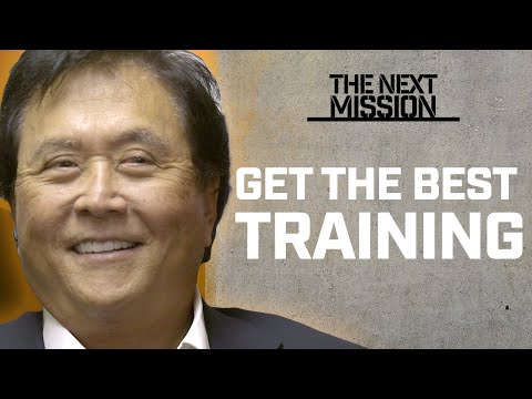 The Next Mission: Robert Kiyosaki