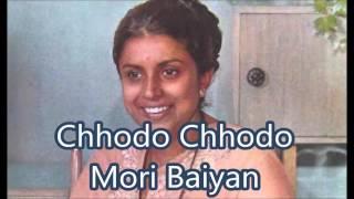 Chhodo Chhodo Mori Baiyan - Instrumental by Rohtas