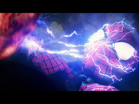 The Amazing Spider-Man vs Electro Final Fight [HQ]