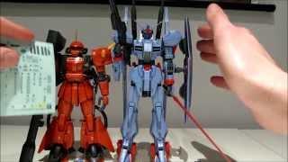 1/100 RE/100 Gundam MK-III Review