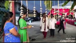 Tamil Malaysia Wedding 2017 Navin Kumar Weds Mathevi Shini❤❤