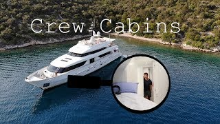 Super Yacht Crew Accommodation